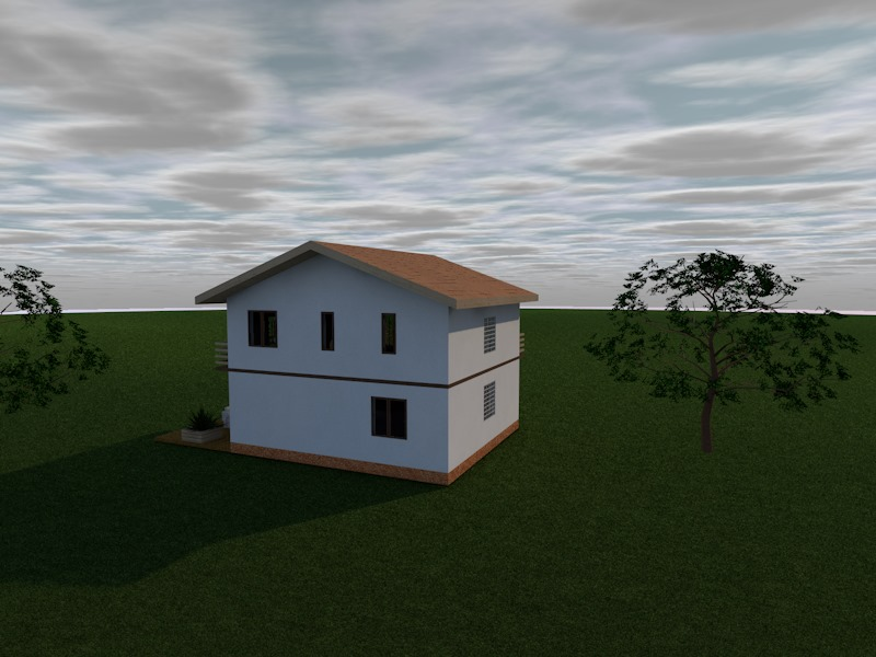 Model casa 14