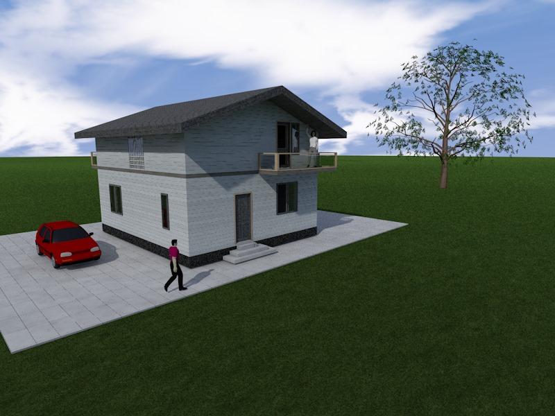 Model casa 16