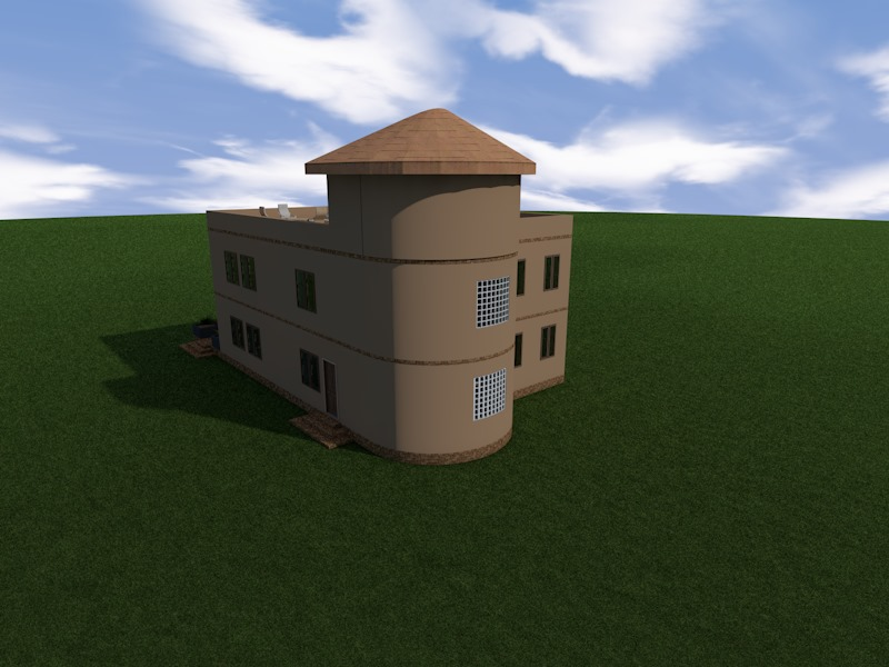 Model casa 17