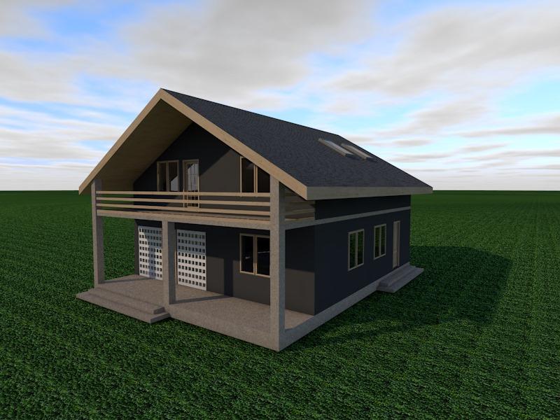 Model casa 18