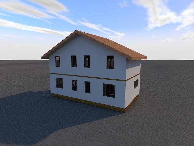 Model casa 19