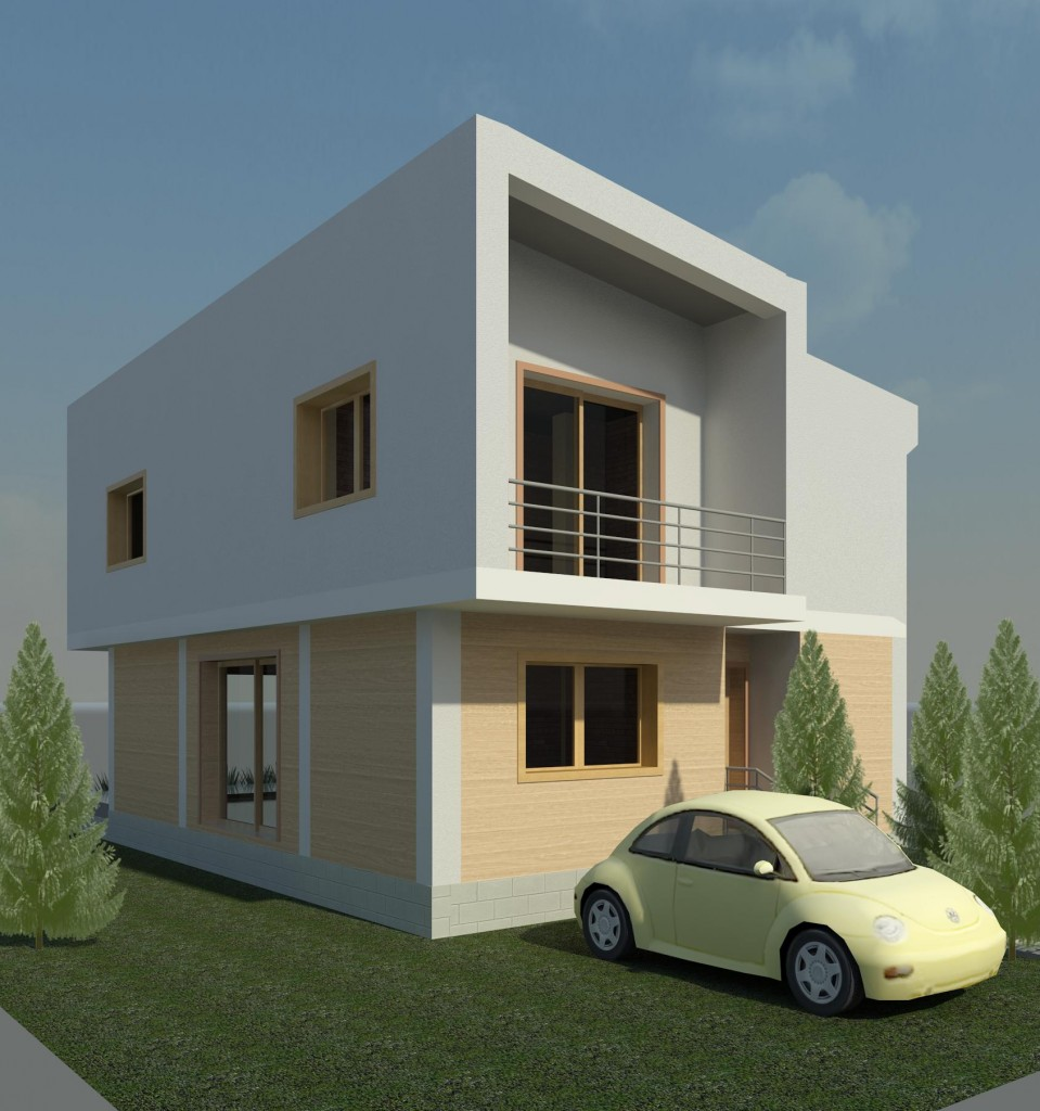 Model casa 21