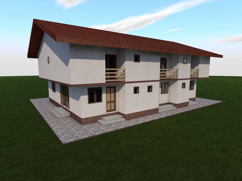 Model casa 23