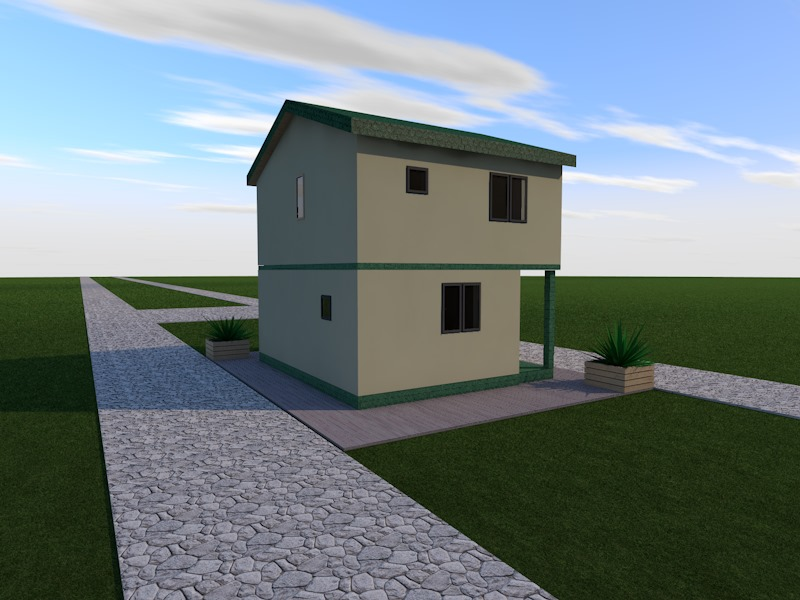 Model casa 25